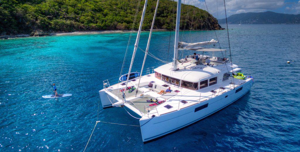 bateau charter